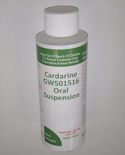 Cardarine (GW501516) Oral Suspension, 20mg/ml 90ml